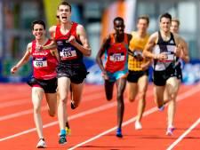 'Stuiterend' toewerken naar een toptijd op de NK atletiek