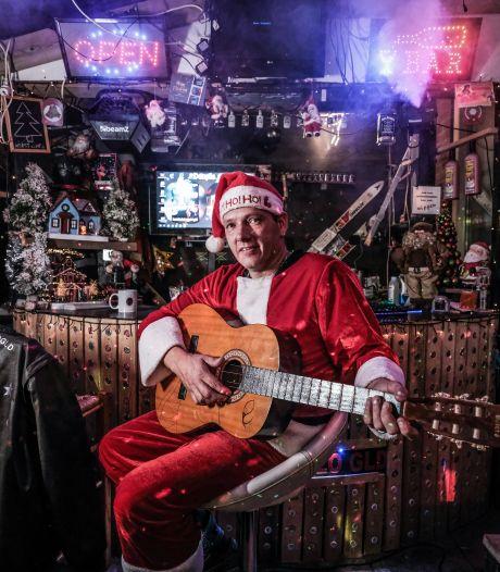 Dennis, Frank en Stefan vieren nu al kerst in de Achterhoek: 'Er komen meer dan 98.000 lichtjes'