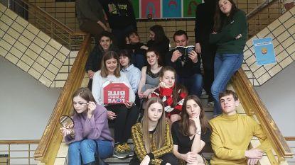 Ursulinen Mechelen gooit leerling-acteurs 'Voor de Leeuwen'