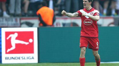 Benito Raman alweer de gevierde held bij Düsseldorf met twee goals in Berlijn, ook Tielemans trefzeker bij Leicester