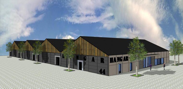 Hangaar 44 wordt een van de grootste evenementenlocaties uit de regio.