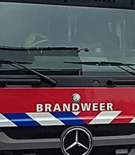 Bewoner gewond bij nachtelijke brand in keuken in woning Rhenen