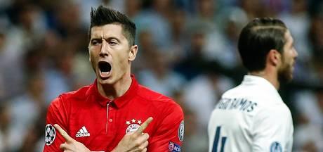 Lewandowski zou graag teamgenoot van Ronaldo willen worden