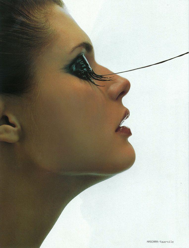 Werk van Ellis Faas voor de Franse Vogue. Beeld JB Mondino