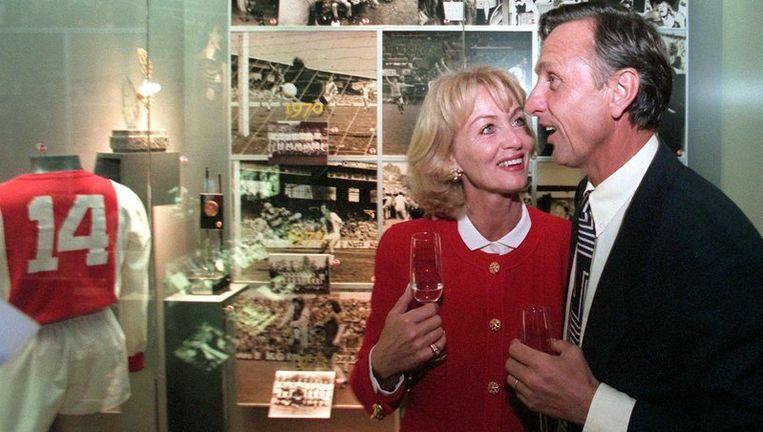 Ajax Opent Museum In Centrum Het Parool