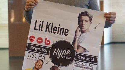 Lil Kleine komt wél naar Waregem: korting voor gedupeerden WKND Events