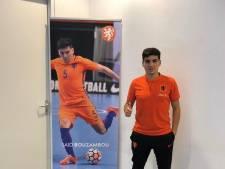 Bouzambou met Oranje naar eerste WK-kwalificatietoernooi