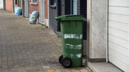 Extra afval in de GFT container