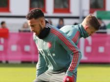 Tolisso zeven maanden na vreselijke blessure weer op trainingsveld