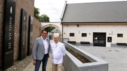 Restaurant aan wijnkasteel Vandeurzen geopend