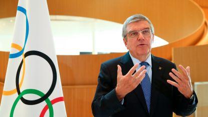 """IOC-baas Bach denkt dat veilige Spelen """"ook mogelijk zijn zonder vaccin"""""""