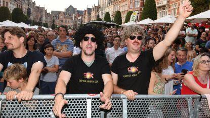 """Dit wordt de Leuvense zomer: """"Blauwputplein wordt Leuven Plage"""""""