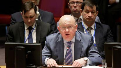 Moskou vraagt spoedzitting Veiligheidsraad over Skripal-affaire