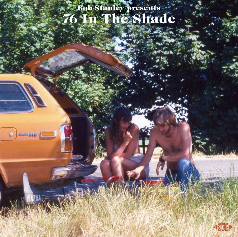 Bob Stanley compilatiealbum. Beeld rv