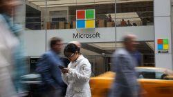 """""""Nieuwe Microsoft-telefoon ruilt Windows voor Android"""""""