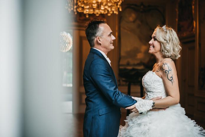 Henk (47) trouwde met én scheidde van de 42-jarige Chantal in het tv-programma Married at First Sight.