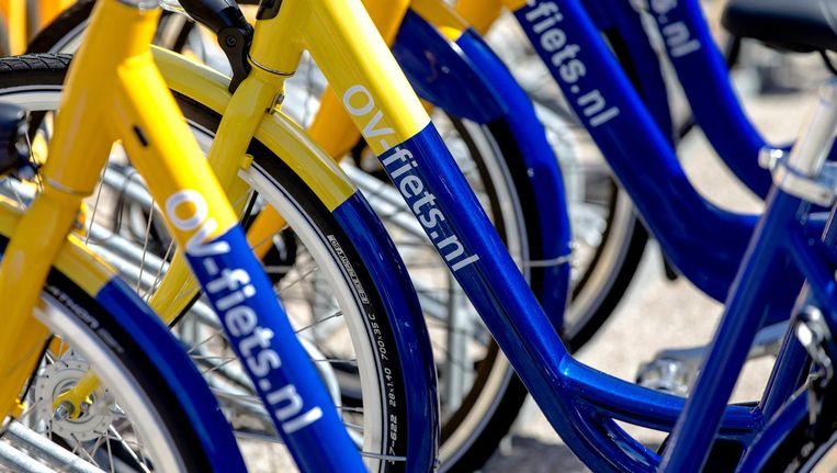 De OV-fiets. De KeoBike gaat er anders uitzien. Beeld ANP