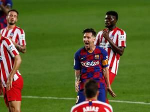 """Lionel Messi sur le départ? """"Je ne spéculerai pas sur ça"""", dit l'entraîneur du FC Barcelone"""