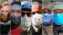 """Moeten we nu een mondmasker dragen of niet? """"Er zijn voor gezonde mensen ook risico's aan verbonden"""""""