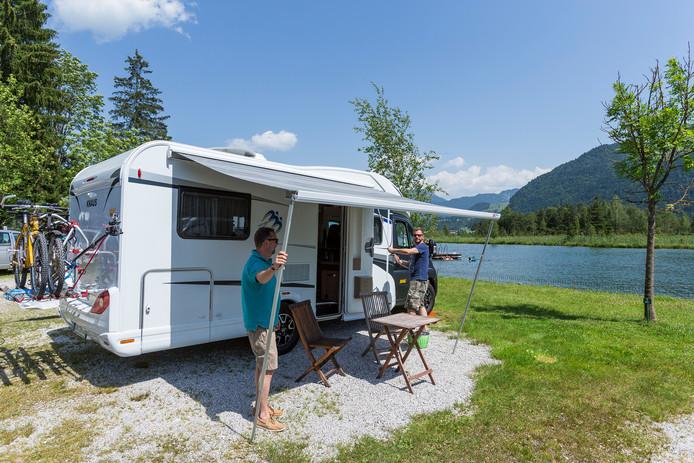 Steeds meer Nederlanders ontdekken het plezier van een kampeerauto