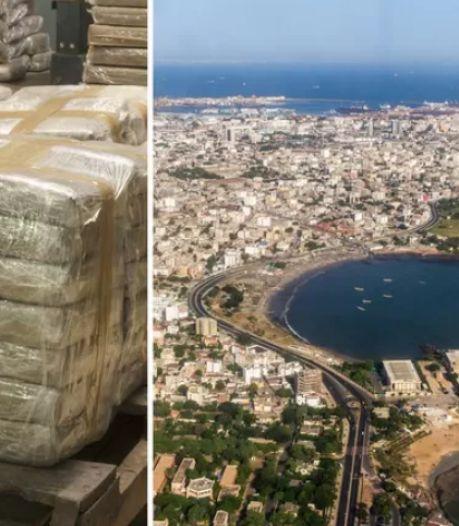 Un homme d'affaires belge arrêté à Dakar après la découverte de 675 kilos de cocaïne