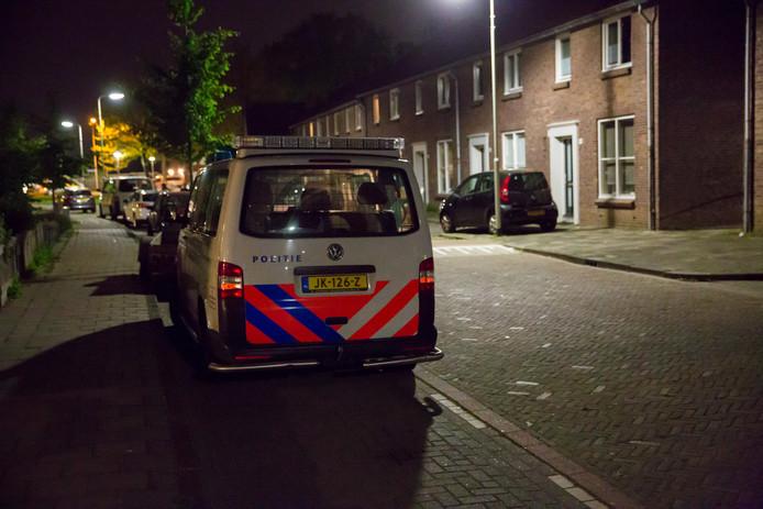 Er werd o.a. op de Professor Aalbersestraat in Roosendaal een actie gehouden. Hier werd een motor in beslag genomen.