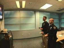 Amerikaans jongetje doneert Wii aan rouwende politiemannen