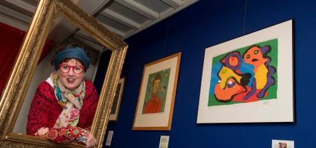 Nep-juweel leidt tot intrigerende expo over valse kunst in streekmuseum Tiel