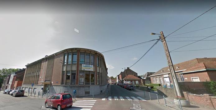 Ecole Richard Pouillon à Monceau-sur-Sambre (Charleroi)