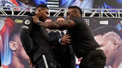 Amerikaanse bokser zorgt voor ophef: Jarrell Miller beschuldigt Anthony Joshua van doping