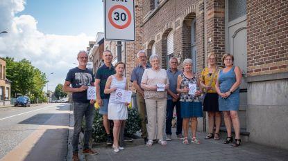 """Buurtcomité Kessel-Dorp wil af van vrachtverkeer en vraagt uitbreiding zone 30: """"Vrachtwagens razen al om 5 uur 's ochtends door het dorp"""""""