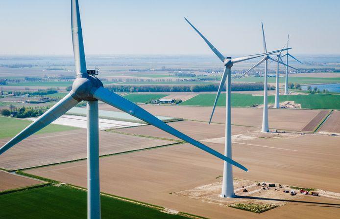 Windpark Spui.