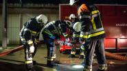 Sproeiers voorkomen erger bij brand