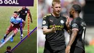 Sterling helpt Man City met hattrick aan ruime zege tegen West Ham, maar VAR gaat met de aandacht lopen