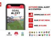 Direct (en gratis) de goals van Willem II, RKC en PSV zien? Kijk via de Goal Alert!