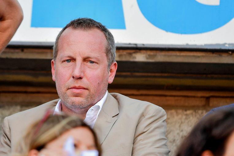 Standard-voorzitter Bruno Venanzi.