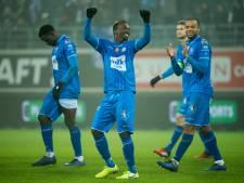 Gent is landskampioen Genk met ruime cijfers de baas