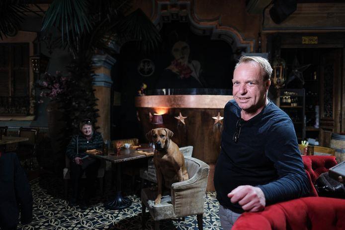 """Eigenaar Henk-Jan Kuiper van Gringo's: ,,Met de bezorgdienst komen we op 20 procent van de normale omzet."""""""