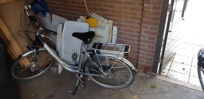 Vermoedelijk gestolen fiets in Den Bosch.