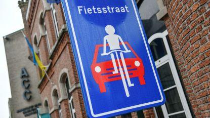 Bibliotheekstraat wordt nog dit jaar eerste fietsstraat in Evergem