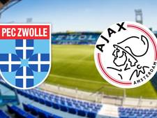 Kan Ajax aansluiting aanhouden bij PSV?