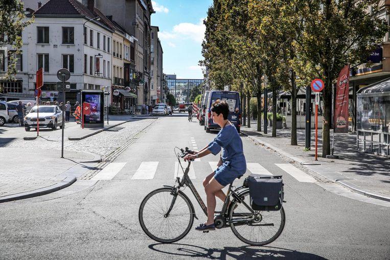 Zowat alle partijen komen met voorstellen om het centrum groener te maken en aantrekkelijker voor fietsers, al liggen de accenten anders.