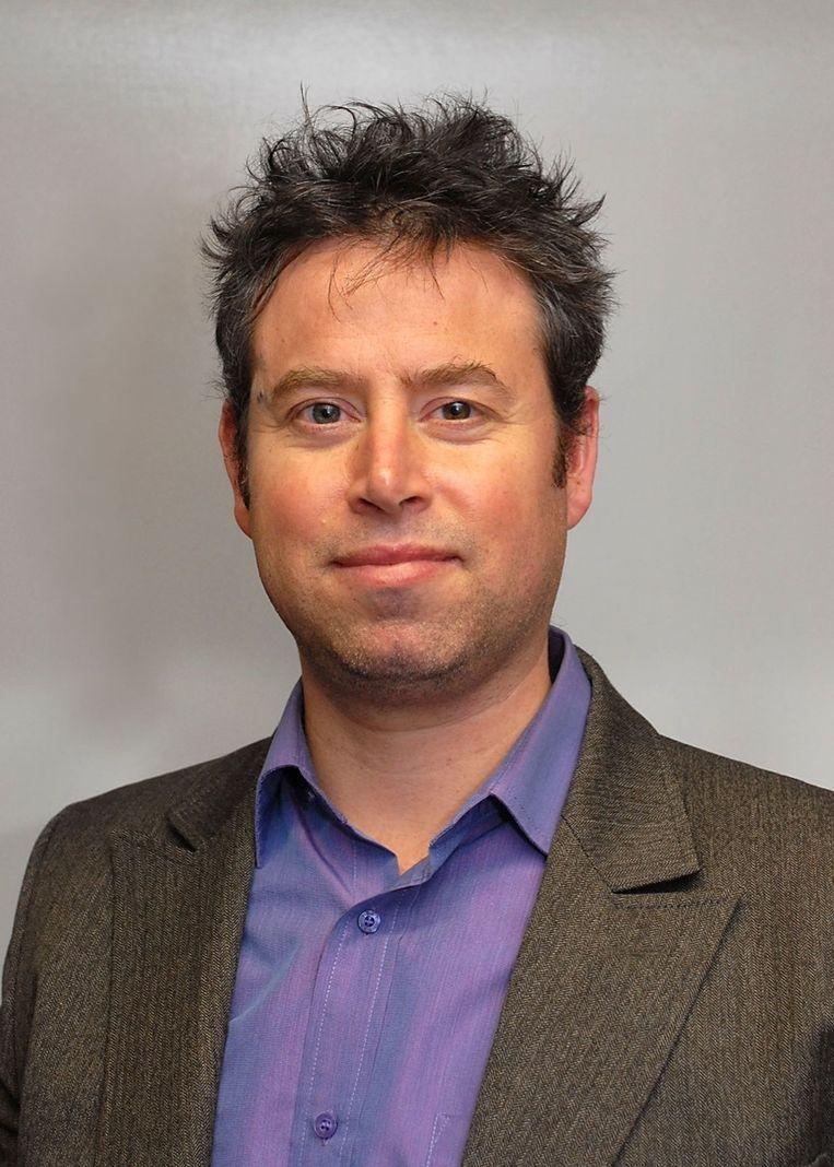 Mark van Vugt. Beeld VU