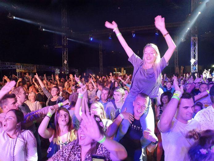 Jong en oud ging uit het dak, tijdens de optredens van Summerfest.