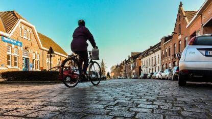 Boringen in diverse straten