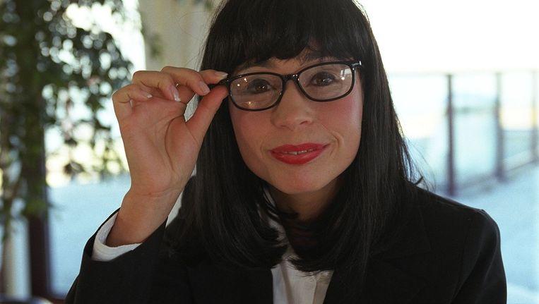 Wendy van Dijk als Ushi. ©ANP Beeld