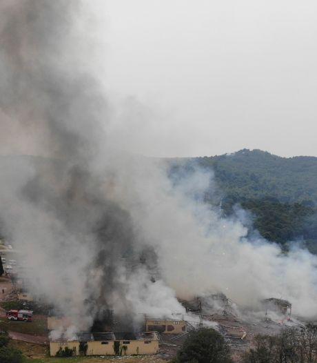 Ontploffingen in vuurwerkfabriek Turkije: vier doden en honderden gewonden