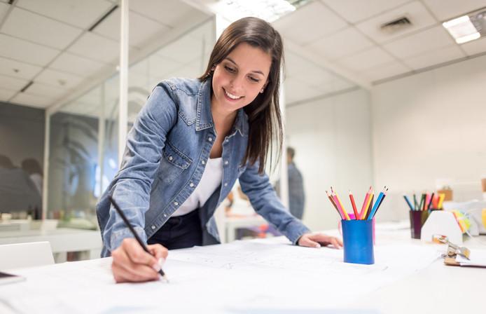L'architecte d'intérieur est le premier sur la liste des métiers porteurs.