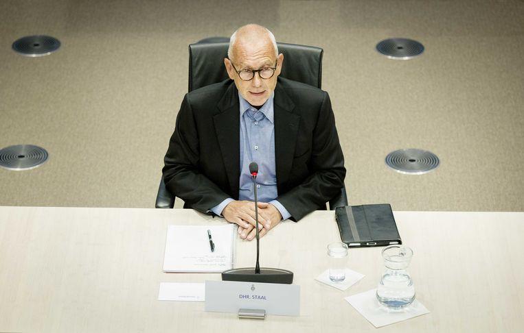 Erik Staal, voormalig directeur-bestuurder bij Vestia. Beeld anp