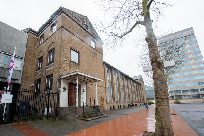 Rechtbank locatie Eindhoven.